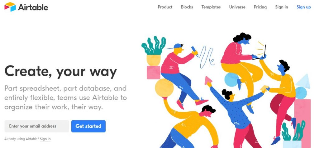 Airtable - Project Management Software