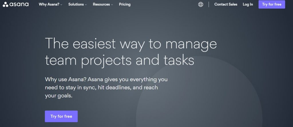 Asana - The easiest way to manage team projects and tasks